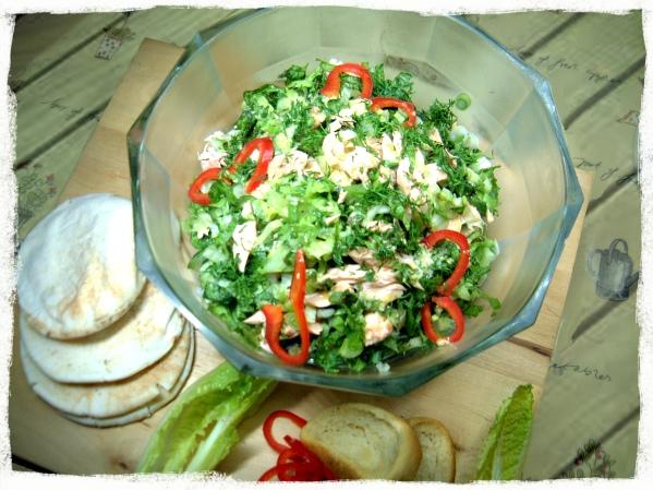 salmon salad lenafusion.gr