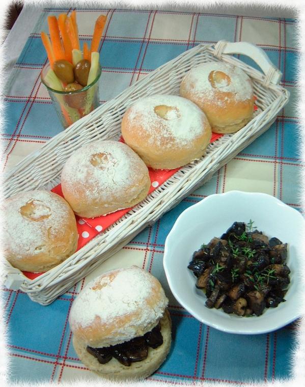 mushroom sandwich lenafusion.gr