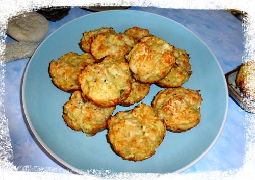 corgette muffins lenafusion