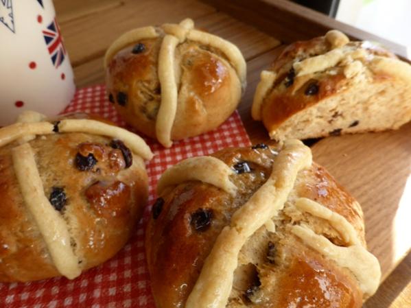 hot cross buns 4 leanfusion.gr